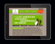 digital: nonprofit group genyouth foundation's ios optimized website