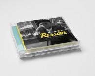 collateral: ressan album cover design