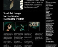 press: netcenter portals in creative review