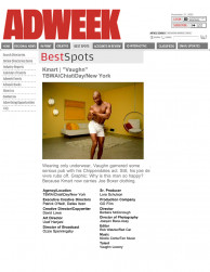 press: joe boxer for kmart featured in adweek