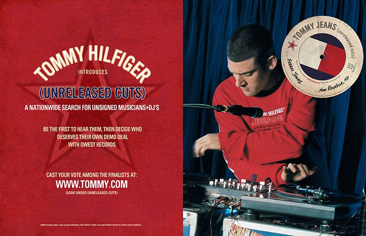 ceft-and-company-ny-agency-tommy-hilfiger-jeans-fashion-advertising-viral