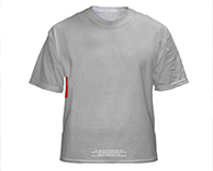 collateral: T-shirts for san francisco aids foundation program NXCH
