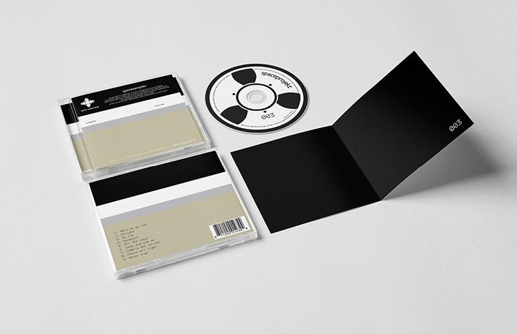 spaceprojekt-minimal-cd-design