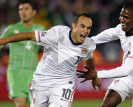 film: PEPSI world cup viral spot with landon donovan of the u.s. dream team
