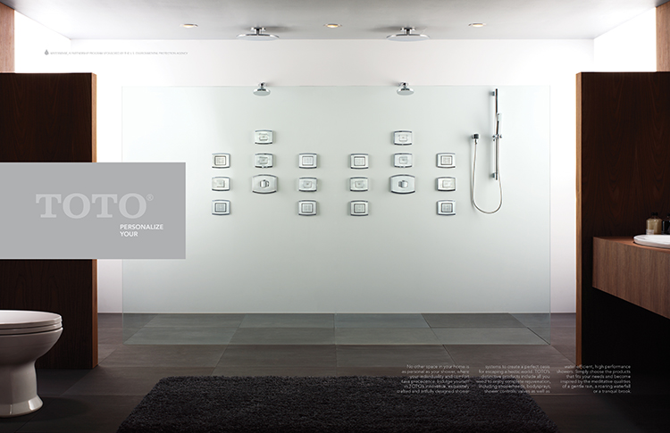 Ceft And Company Toto Designer Bathroom Display