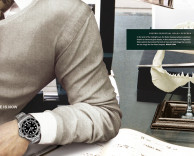 advertising: rolex print proposal