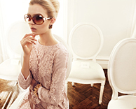 advertising: adore spring / summer campaign featuring josephine skriver
