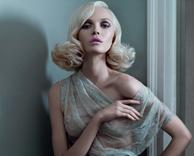 advertising: adore spring / summer advertising featuring model siri tollerod