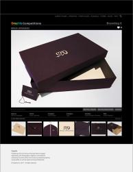 press: moda operandi collateral selected in graphis design annual
