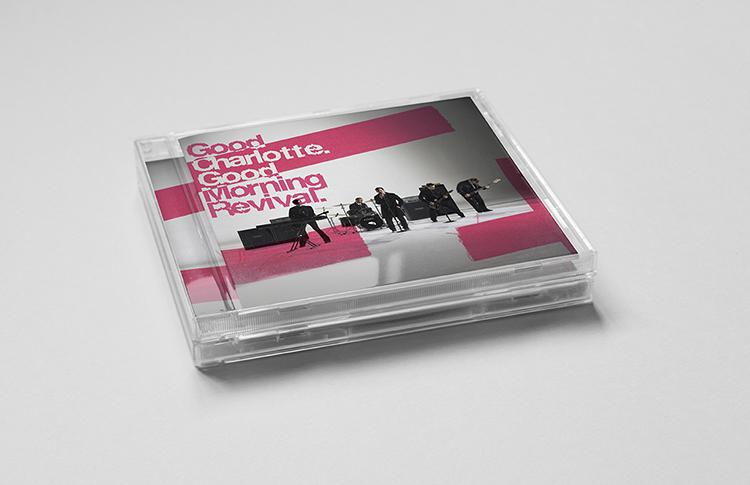 good_charlotte_sony_bmg_punk_album_cover_design