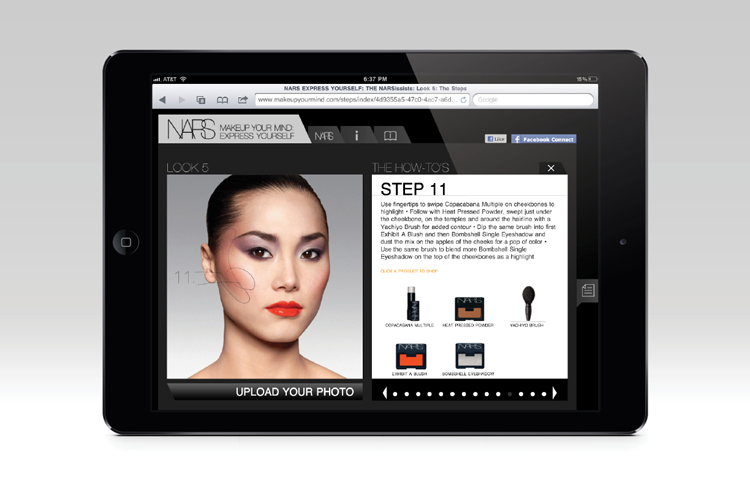 ceft-and-company-ny-digital-agency-nars-cosmetics-advertising-social-media-app
