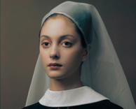 editorial: anti-portraits based on flemish master paintings