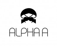 logo/identity: alpha-a development