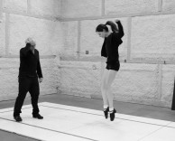 bts: whbm a musical odyssey from coco rocha's tap rehersal
