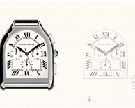 collateral: richemont – ralph lauren stirrup watch announcement and press kit