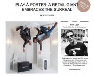press: style.com covers net-a-porter beauty event by ceft and company
