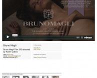press: bruno magli's premier fashion film 603: featured on models.com