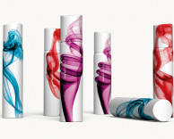 product/package design: revlon's charlie redesign proposal for body fragrance