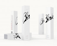 product/package design: revlon's charlie fragrance limited edition packaging proposal for relaunch