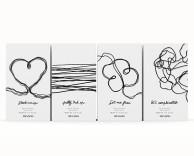 product/package design: revlon fragrance design proposal