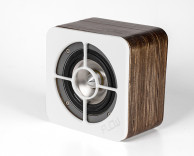 collateral: flow architech audiophile speakers