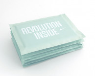collateral: nike revolution inside packaging