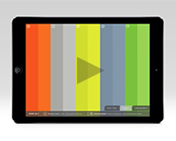 Digital: Havoc second screen ipad app, UI and UX development