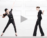film: whbm alter ego tv commercial featuring coco rocha vs. coco rocha