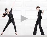 film: whbm alter ego tv commercial featuring coco rocha vs. coco rocha