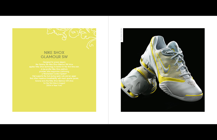 nike-serena cards-tennis-shoes-product-design