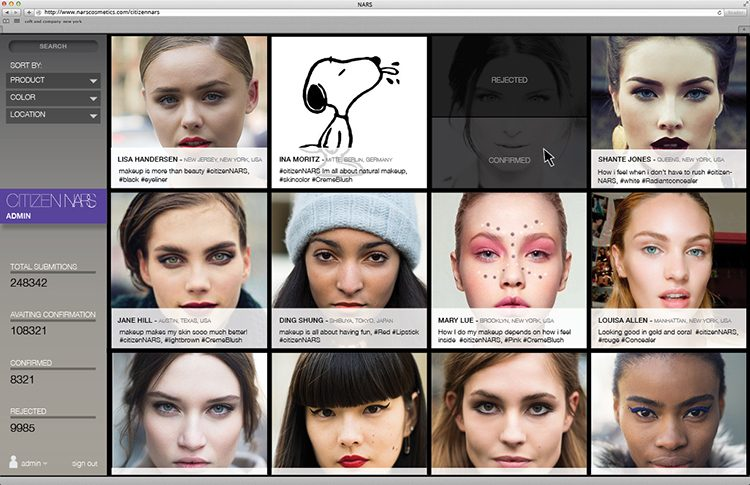 nars digital marketing