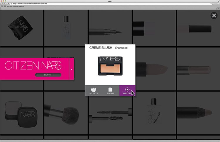 nars new york agancy