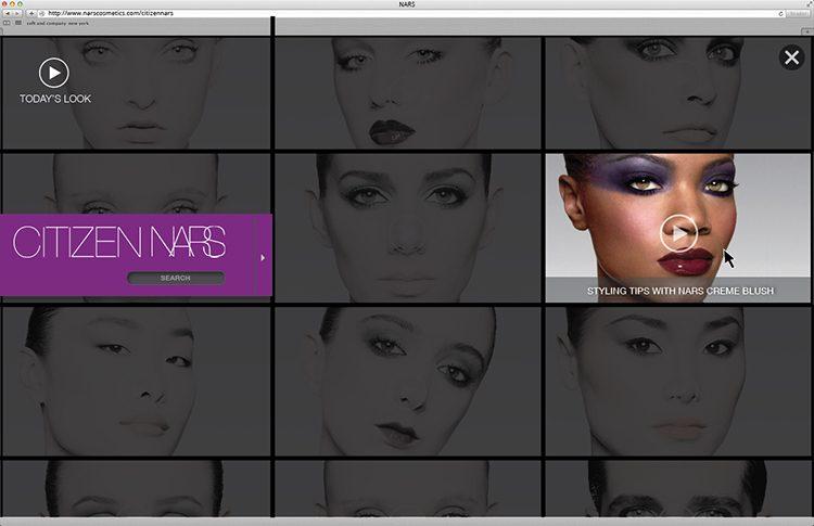 nars website