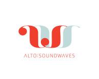 logo/identity: alto soundwaves
