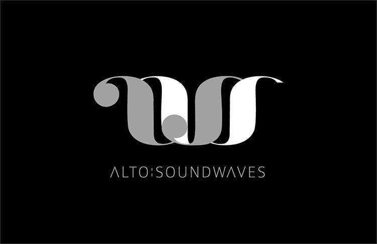 alto-soundwaves-logo-design