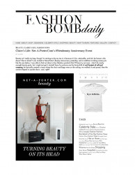 press: net-a-porter beauty event as featured in fashion bomb daily
