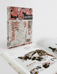 press: krug campaign features in gallery design annual
