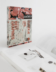 press: our men's fragrance product design for V&R  featured in gallery design annual