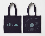 product design: gift bags and awesome swag