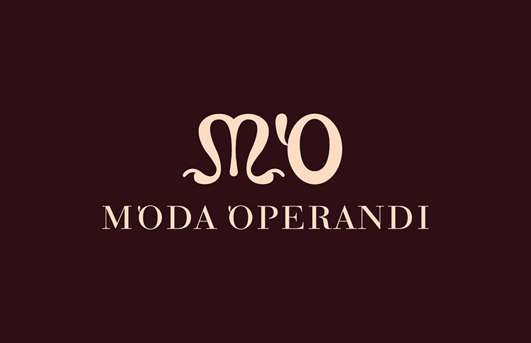 591cc36159 logo and identity design for moda operandi. moda operandi is an online  luxury retail destination that allows you to pre-order looks from top  labels such ...