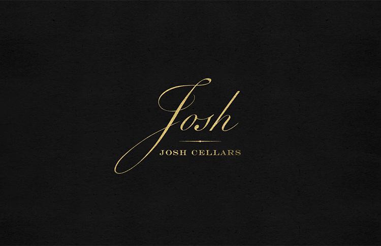 Identity Branding Josh Cellars Brand Asset Development