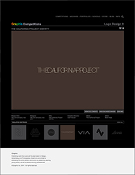 PRESS: THE CALIFORNIA PROJECT IDENTITY SELECTED IN GRAPHIS DESIGN ANNUAL