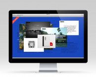Digital: ASA north low-fi website design