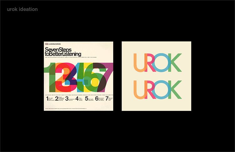 urok logo music reference