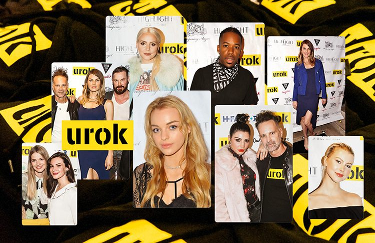 urok foundation influencer pop up pr agency nyc
