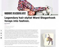 Press: V-Magazine on the legend of ward the man behind Wardements