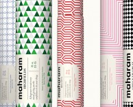 product/package design: maharam aromatic interior sprays