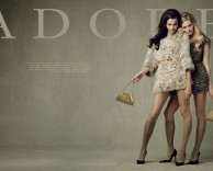 advertising: adore japan fall / winter campaign featuring egle tvirbutaite and ieva laguna