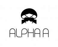 logo/identity: alpha-a development