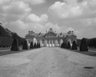 bts: SALVATORE FERRAGAMO SHOOT AT CHATEAU DE VOISINS